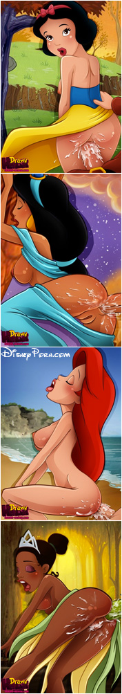 Disney Princesses porn