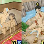 New hot Avatar porn comics