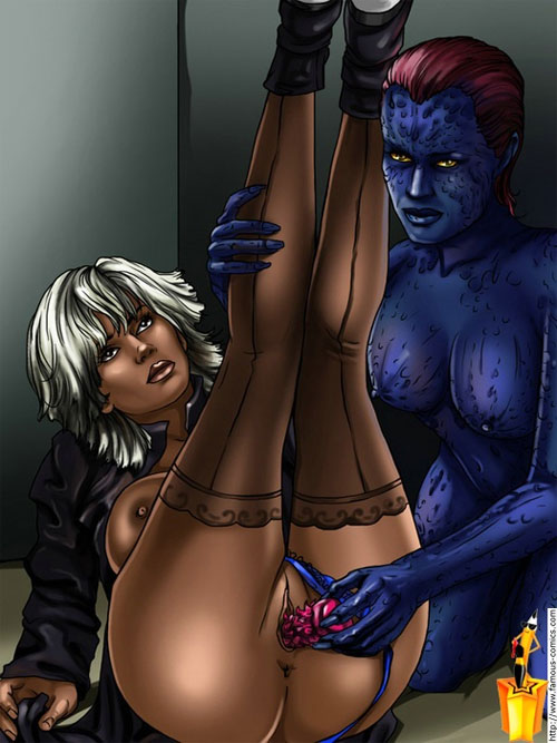 Here you`ll watch new X-men hentai and enjoy all your favorite characters ...