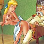 First Cinderella cartoon porn