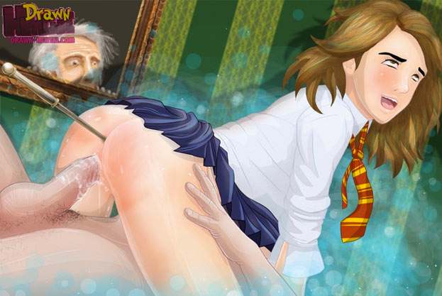 Harry Potter porn