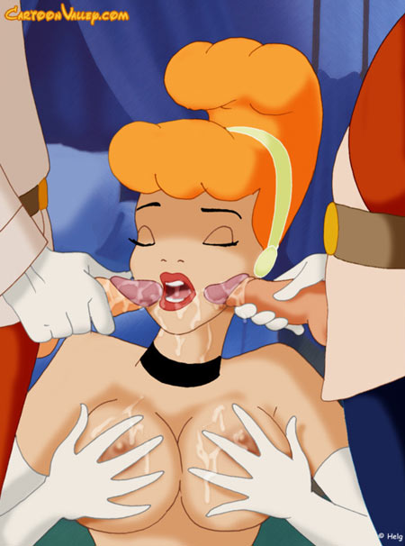 Cinderella porn cartoon