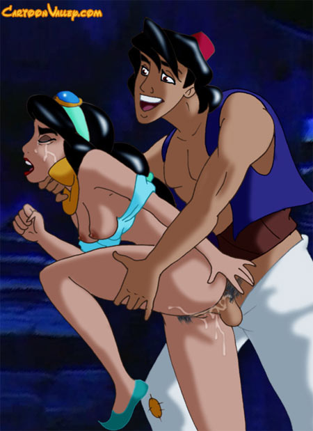Disney princess aladdin gay cartoon sex