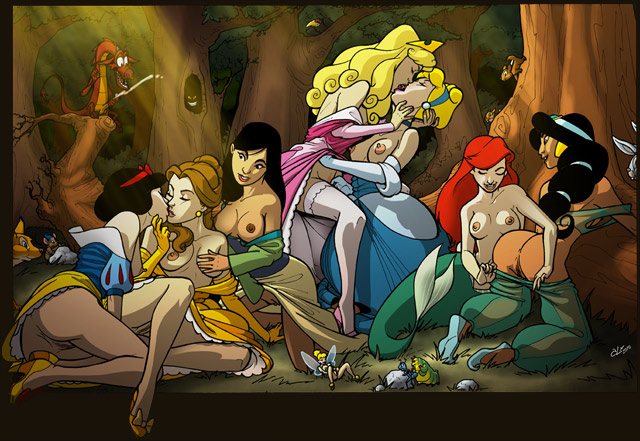 Disney cartoon porn