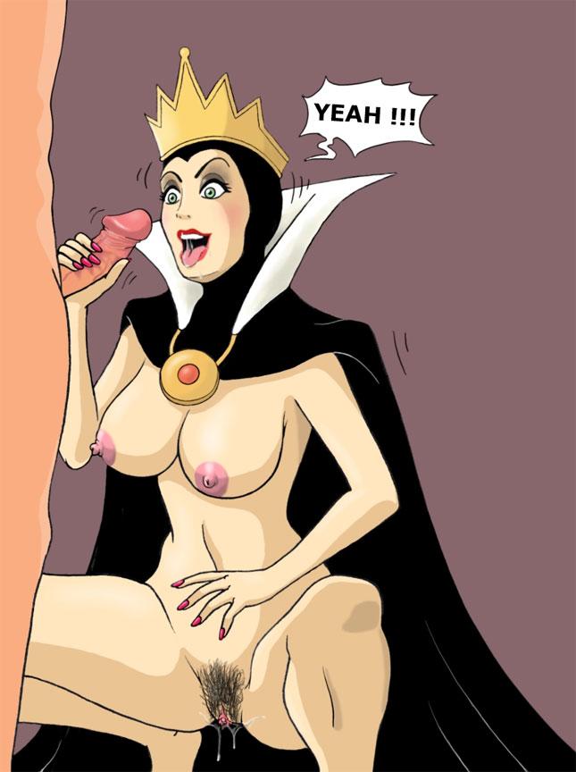 Grimhilde porn