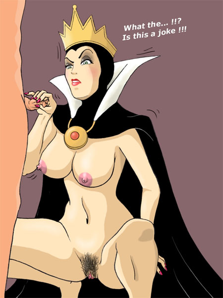Snow white sex slave disney