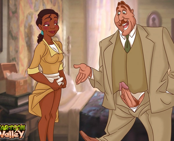 Disney princess and frog porn