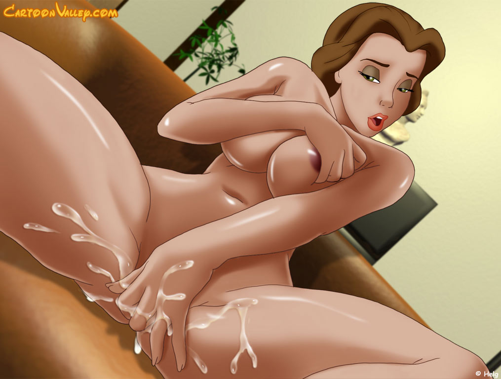 Belle disney naked