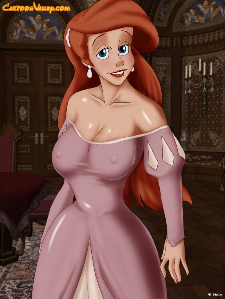 Watch naked relevant disney princesses