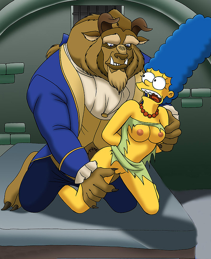 Beauty And The Beast Toon Porn - ... Beauty and The Beast porn ...