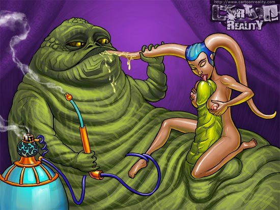 Star Wars cartoon porn