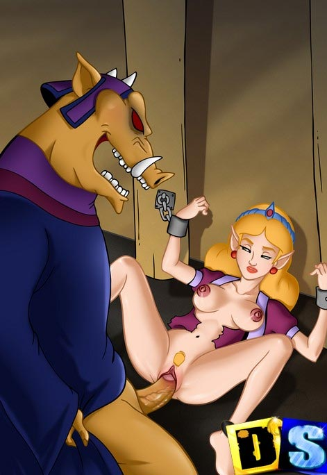 Hot Legend of Zelda porn