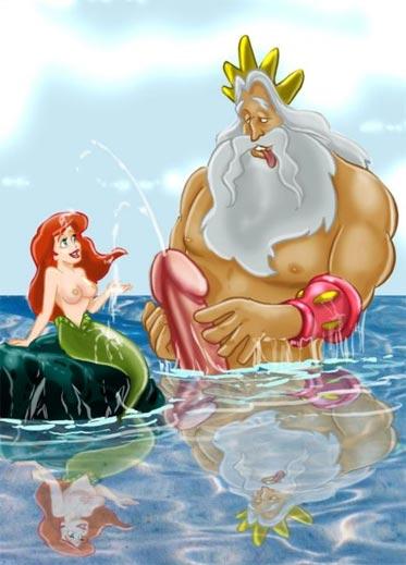 Sexy Disney Princesses Go Dirty In A Wild Disney Porn-5590
