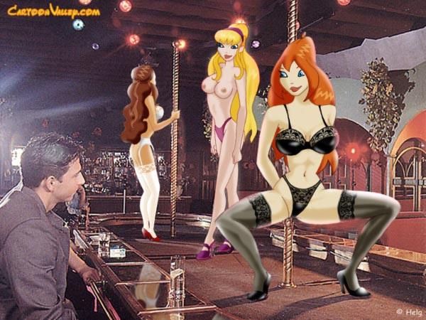 Winx Club porn