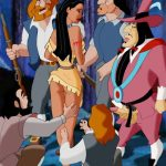 Pocahontas gangbang porn outdoors