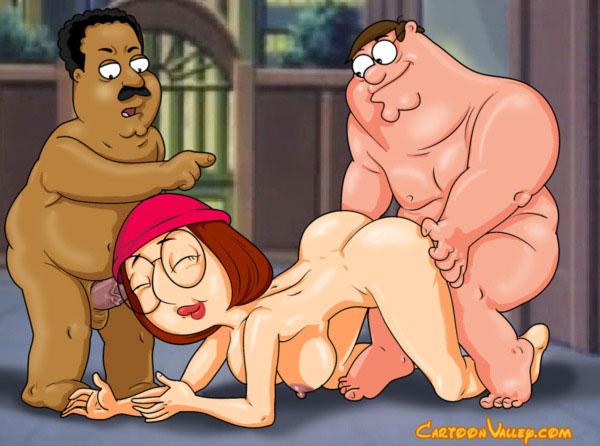 Meg Griffin sex