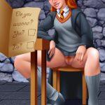 Ginny Weasley porn pics
