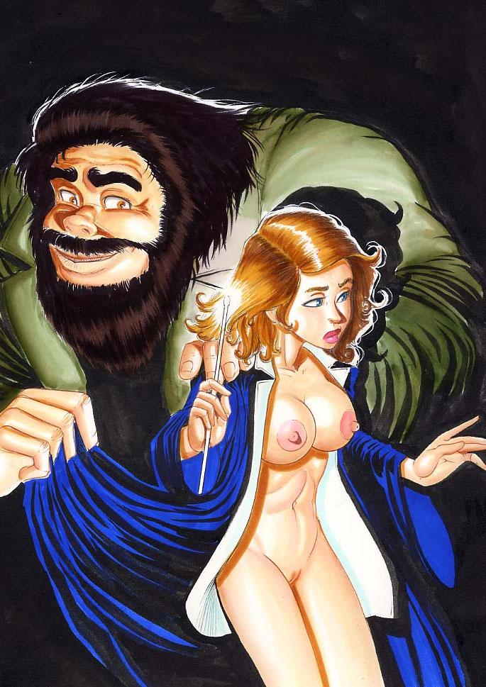 hermione granger naked porn