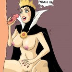 The Evil Queen porn gallery