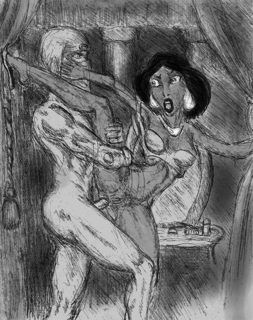 Disney Jasmine anal porn