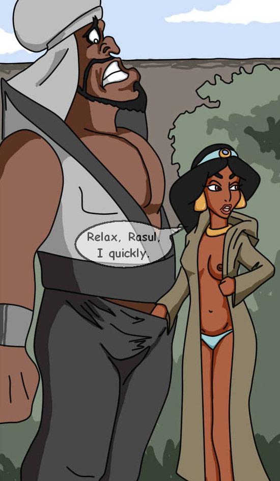 Disney Jasmine porn