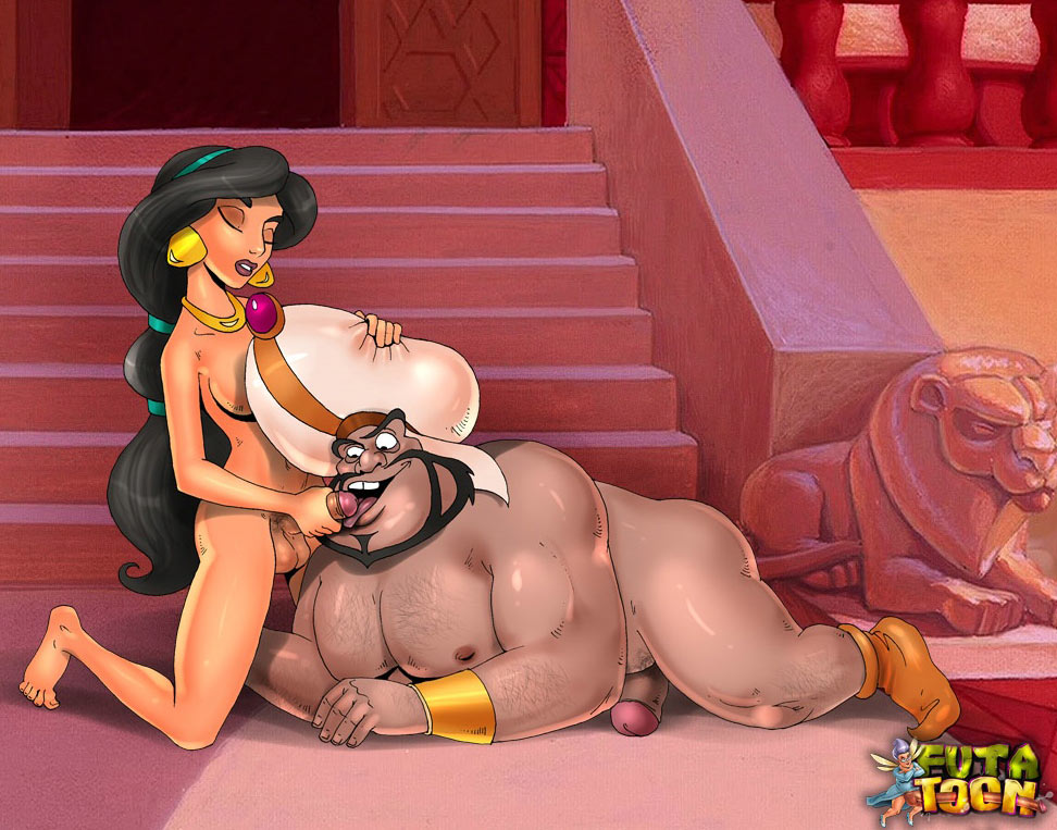 Disney Princess porn